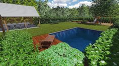 Hogyan készül a kertterv? www.gyermelyikert.hu