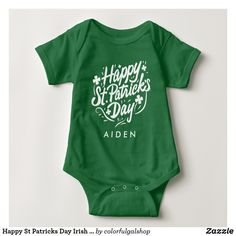 Happy St Patricks Day Irish Shamrock  #stpatricksday st.patricks day #shamrock #sneakers saints patricks day outfits #womensday baby names #babygirl babies products must have babies products newborn #shamrock baby products 2018 #pillows best baby products 2018 #mugs baby products must have newborns #zazle baby products i love #babyproducts baby products antitrust settlement #newborn baby products for twins #twins best baby products for newborns #baby #babyclothes #diaper #wrap #bodysuit…