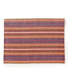 Shop for Fiesta Siesta Striped Woven Cotton Placemat at Dillards.com. Visit Dillards.com to find clothing, accessories, shoes, cosmetics & more. The Style of Your Life.