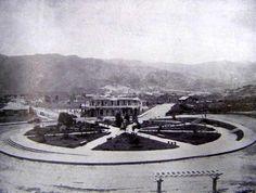 1934 - Plaza Catia, hoy Perez Bonalde
