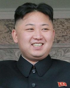 Kim Jong Un - Leader of North Korea- this fat little man will soon be gone!