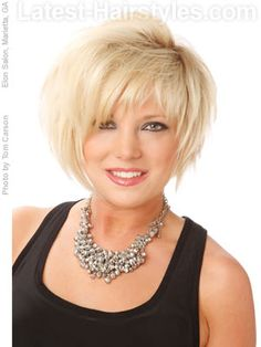 8 Buoyant Clever Tips: Women Hairstyles Asian Haircuts older women hairstyles shaved.Women Hairstyles Over 50 50 Years Old short hairstyles. Hairstyles Over 50, Hairstyles For Round Faces, Latest Hairstyles, Short Hairstyles For Women, Short Haircuts, Medium Hairstyles, Hairstyle Short, Shaggy Hairstyles, Haircut Short