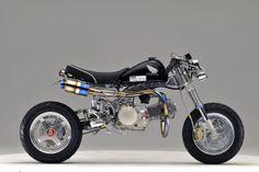 Honda Monkey #1 by GCraft