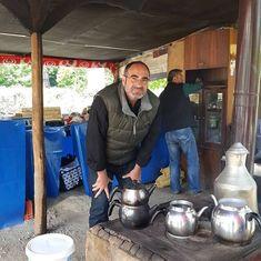 Ateşte çay var içersen Çanakkale geçilmez derler ama birlik olup kalplere geçiş var eğer birbirini gerçekten seversen!   #çanakkale #geçilmez #çanakkalegeçilmez #sevgi #hoşgörü #anlayış #turkey #love