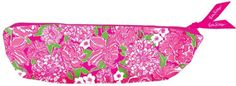 Lilly Pulitzer Pencil Case - May Flowers