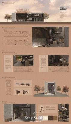 architektonische präsentation interieur The post Architectural Presentation Interior Architektonische Präsentation Interieur appeared first on Mary& Secret World. Portfolio Design Layouts, Portfolio D'architecture, Layout Design, Web Design, Portfolio Examples, Urban Design, Portfolio Architect, Portfolio Website, Interior Design Presentation