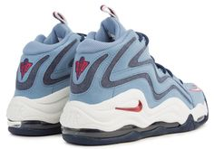 Nike Air Pippen Work Blue Release Date 325001-403 Profile | Sole Collector