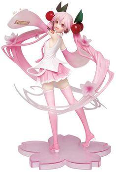F/S Taito Anime Girls, All Anime, Sakura Miku, Site Manga, Piskel Art, Chica Gato Neko Anime, Anime Figurines, Doja Cat, Cute Icons