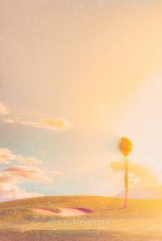 Palm Tree, California Wall Art, Palm, Springs, Palm Springs Desert, California Art Print, Palm Tree Photography, California Love, Lonely