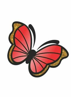 One Stroke Painting, How Beautiful, Rock Art, Patches, Eyeshadow, Clip Art, Butterfly, Cartoon, Nails