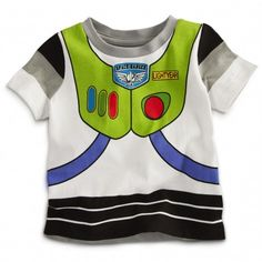af57d2a06b21 Disney Buzz Lightyear Costume Tee for Baby