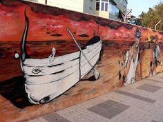 Graffiti de Fernando Irigoyen - Málaga
