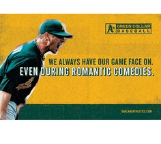 Oakland A's 2012 Campaign - Matt Lehman Studio for Hub Strategy
