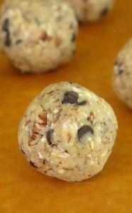 Flourless Cookie Dough Bites