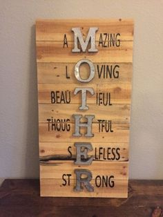 35 Unexpected & Creative Handmade Mother's Day Gift Ideas  - Do you want to show your mother how much you love her on her special day? What do you think of presenting a nice handmade gift to her? There are too m... -   - Get More at: http://www.pouted.com/35-unexpected-creative-handmade-mothers-day-gift-ideas/