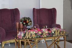 Wedding Decor by Em'ganwini Kraal Wedding Decorations, Table Decorations, Modern Decor, Traditional, Weddings, Furniture, Home Decor, Decoration Home, Room Decor