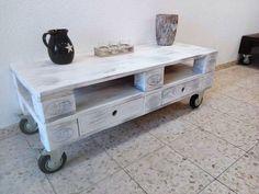 Tv möbel selber bauen  TV-Lowboard aus Weinkisten | Haus Inneneinrichtung | Pinterest ...