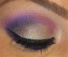 purple pearly grey
