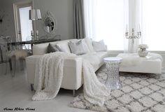 Home White Home: Talvista tunnelmaa olohuoneessamme