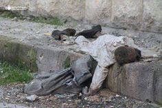 #IMAGE: Dead child in Syria. #Syria #SyrianCivilWar