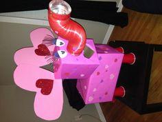 Jaleighu0027s Elephant Valentine Box