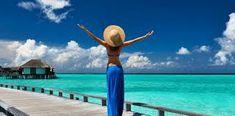2 bucket list destinations in 1 trip: in Dubai & Maldives from incl. flights, hotels (half board & all inclusive), bags, transfers & Honeymoon Getaways, Maldives Honeymoon, Visit Maldives, Maldives Vacation, Maldives Destinations, Bucket List Destinations, Vacaciones Gif, Half Board, Das Hotel