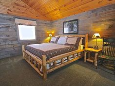 Just For 2, 'The Fishing Hole' with Fire Pit, Hot Tub, no 'Fees' & so much more!Vacation Rental in Gatlinburg from @homeaway! #vacation #rental #travel #homeaway