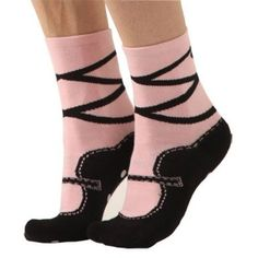Love these slipper socks! Adorable!