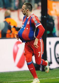 Champions League 2014/15 Round of 16 Leg 2: Franck Ribery (Mar 11, 2015)