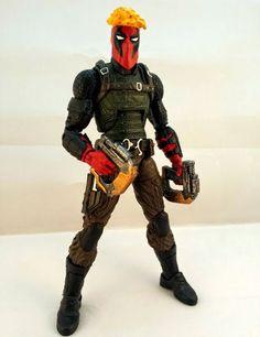 Grifter (Marvel Legends) Custom Action Figure