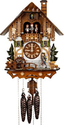 Cuckoo clocks, Rothenburg ob der Tauber, Christmas deco