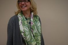 Infinity 005 300x200 Quick & Easy Infinity Scarf Sewing Tutorial