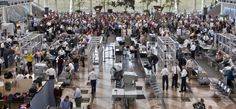 How to Get Through Security, Get on a Plane, Land and Deliver a Presentation Unfazed