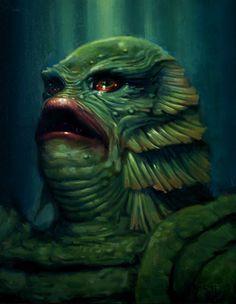 Swamp Thingy : Photo