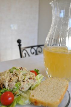 """Mrs. Patsy's Chicken Salad ~ """"Or so she says..."""" Blog"""