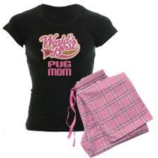 pug pajamas   Pug Pajamas   Pug Pajama Set   Pug PJs - CafePress
