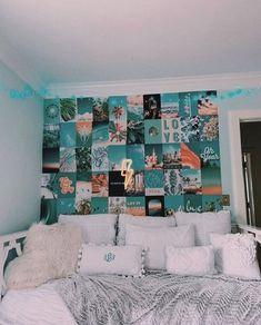 Zimmer Ideen aesthetic photo wall be harmful to your garden. Cute Bedroom Decor, Room Ideas Bedroom, Bedroom Inspo, Beachy Room Decor, Teen Bedroom, Tumblr Bedroom, Teenage Bedrooms, Diy Bedroom, Modern Bedroom