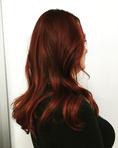 Rich and Red! Always fun working with colors! I love my job! #beauty #hair #colorist #haircolorist #salon #hairsalon #modernsalon #redhair #red #redhairdontcare #hairbyjianni #hermosabeach #manhattan #southbay beverlyhills #health #fitness #peace