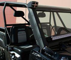 UTV Headquarters - Polaris Ranger XP Airaid Snorkel Kit