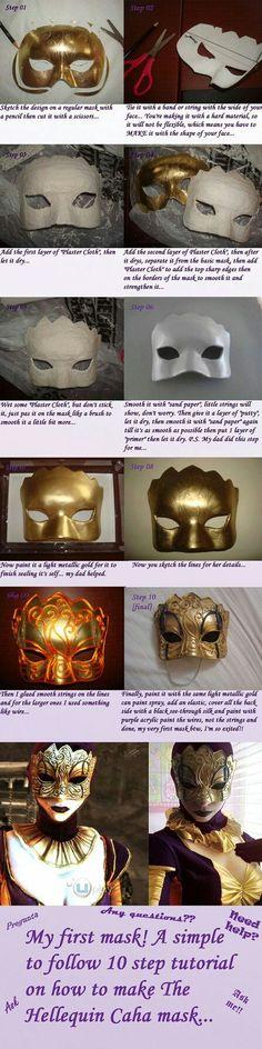 DIY Mask 2