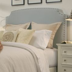 RepublicDesignHouse Grosvenor Upholstered Headboard & Reviews | Wayfair