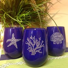 Creative Ways to decorate a Votive Candle