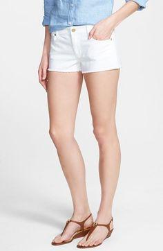 MICHAEL Michael Kors Cutoff Denim Shorts on shopstyle.com
