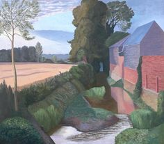 'Mill Building, Boxted', John Nash | Tate
