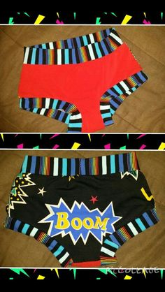 Stitch upon a time scrundlewear aka scrundies