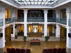 Sala Liberty del Circolo Filologico, Via Clerici 10, Milano