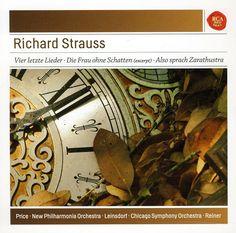 Leontyne Price - Strauss: Four Last Songs/Die Frau Ohne Schatten/Also Sprach Zarathustra, Op. 30