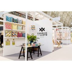 Charles Of Lloyd #booth #show_booth #design #stall