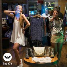 ¡Listas para salir! #ChicasROXY Roxy Colombia