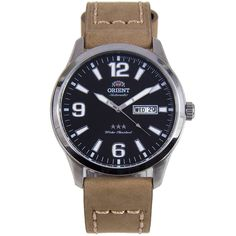 Orient Automatic with an Extra Strap Mens Watch